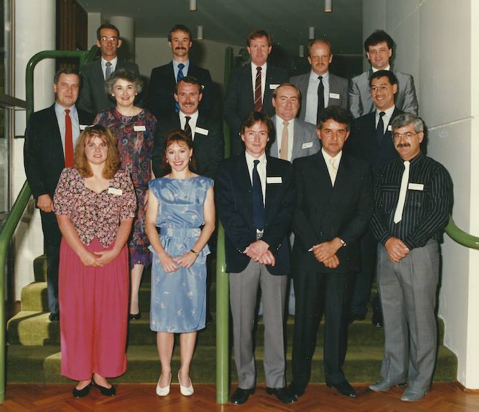 Business Banking Course-1990