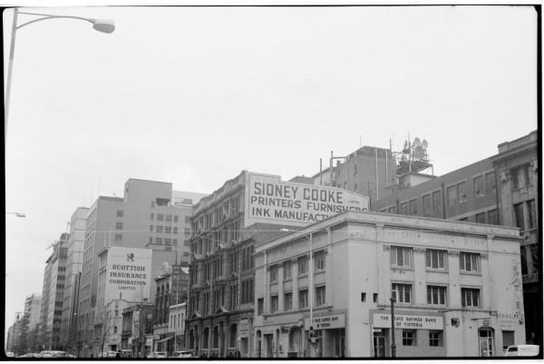 Corner Lonsdale Street & Queen Street
