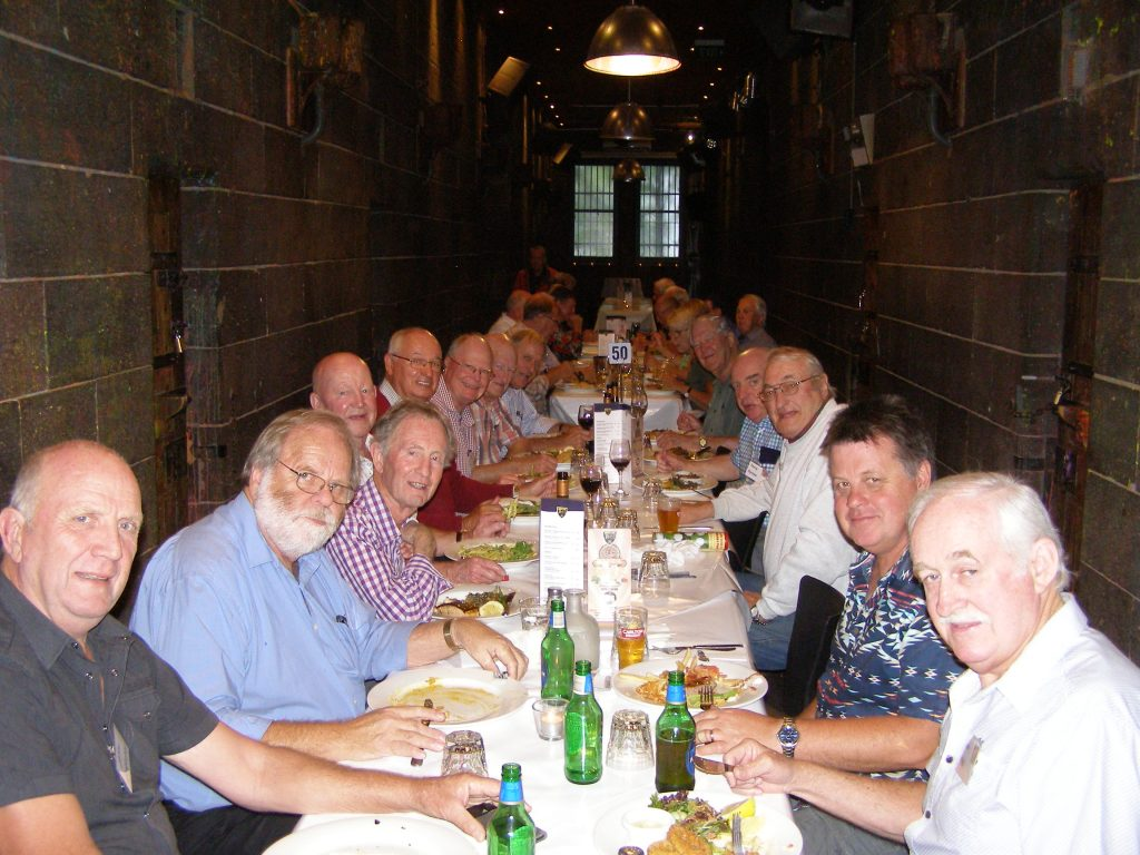John Jeffery, Peter Mitchell, Barry Gust, Max Langham, Peter Jenke, John Hood, Peter Dermody, Jim Fidge, Ray Odgers, Ian Reade, Terry Dynes, John Ferguson, Peter Wabbis, Alan Pitts