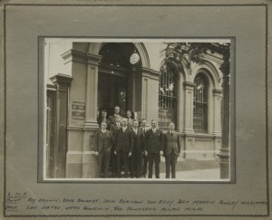 People_Historic_staff_outside_bracnh