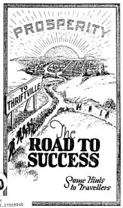 Road to success - advice on how to succeed: Every worth-while enterprise in life is built to a Plan.