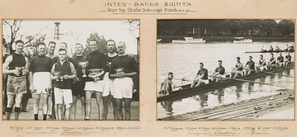 Rowing 8