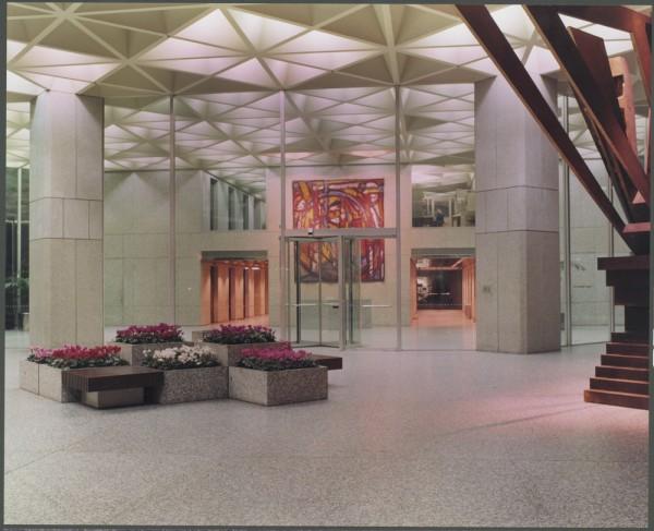 SBC lobby